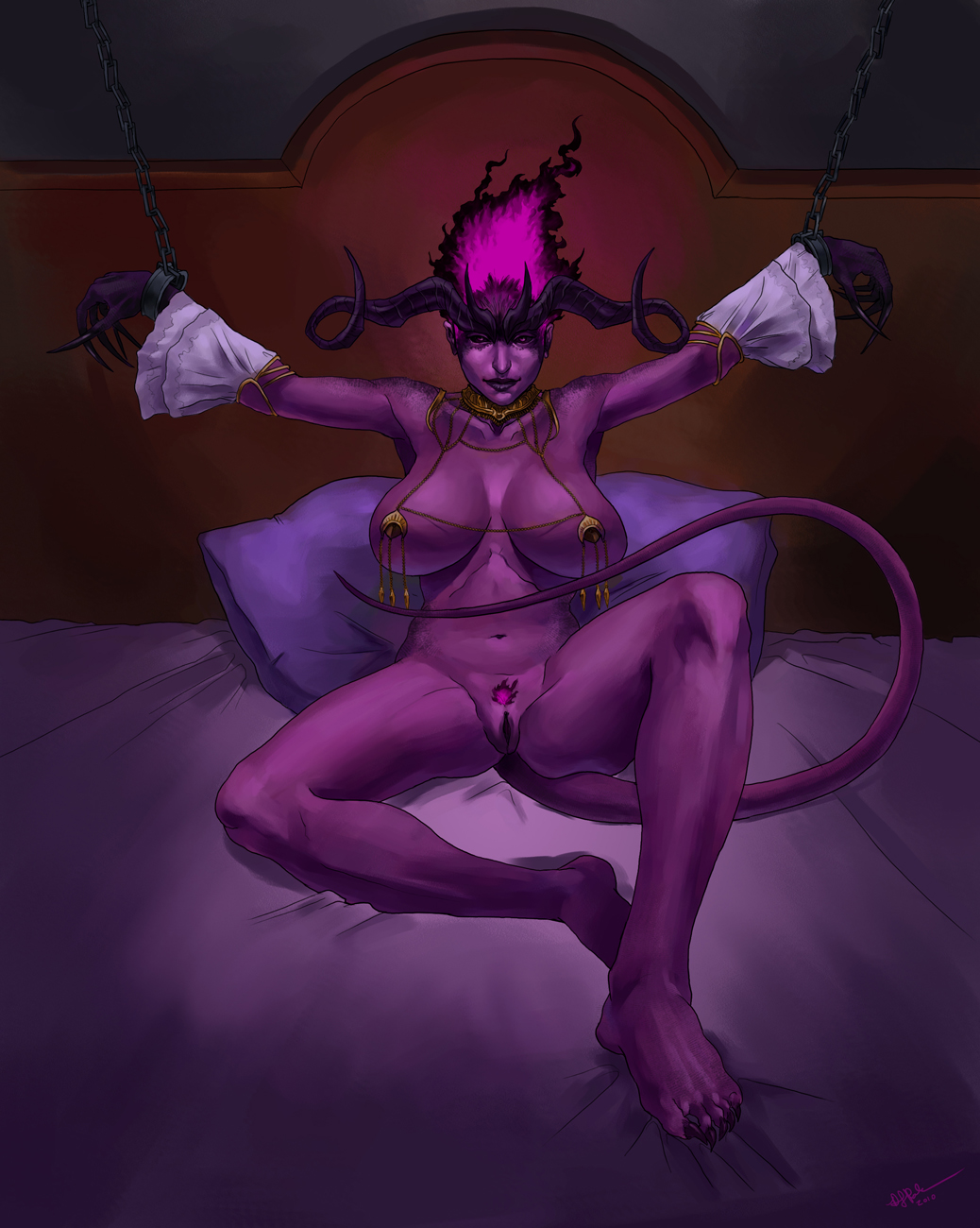 Desire Demon Commission