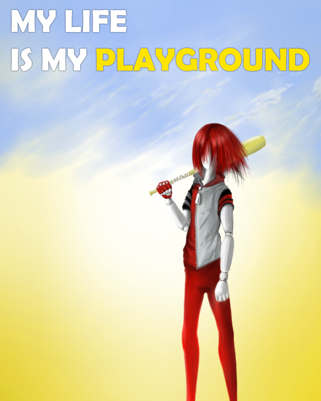 My Life Is My Playground