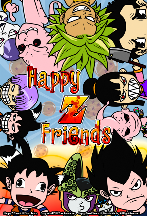 The Happy Z Friends