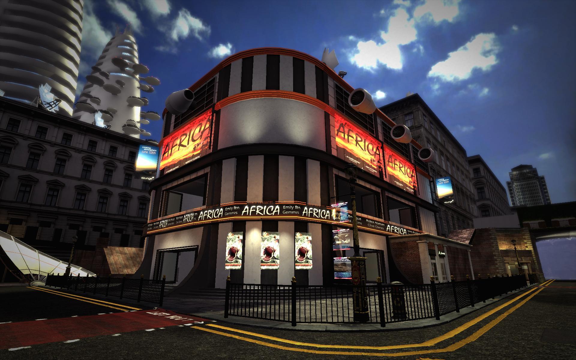 Future London: The Cinema