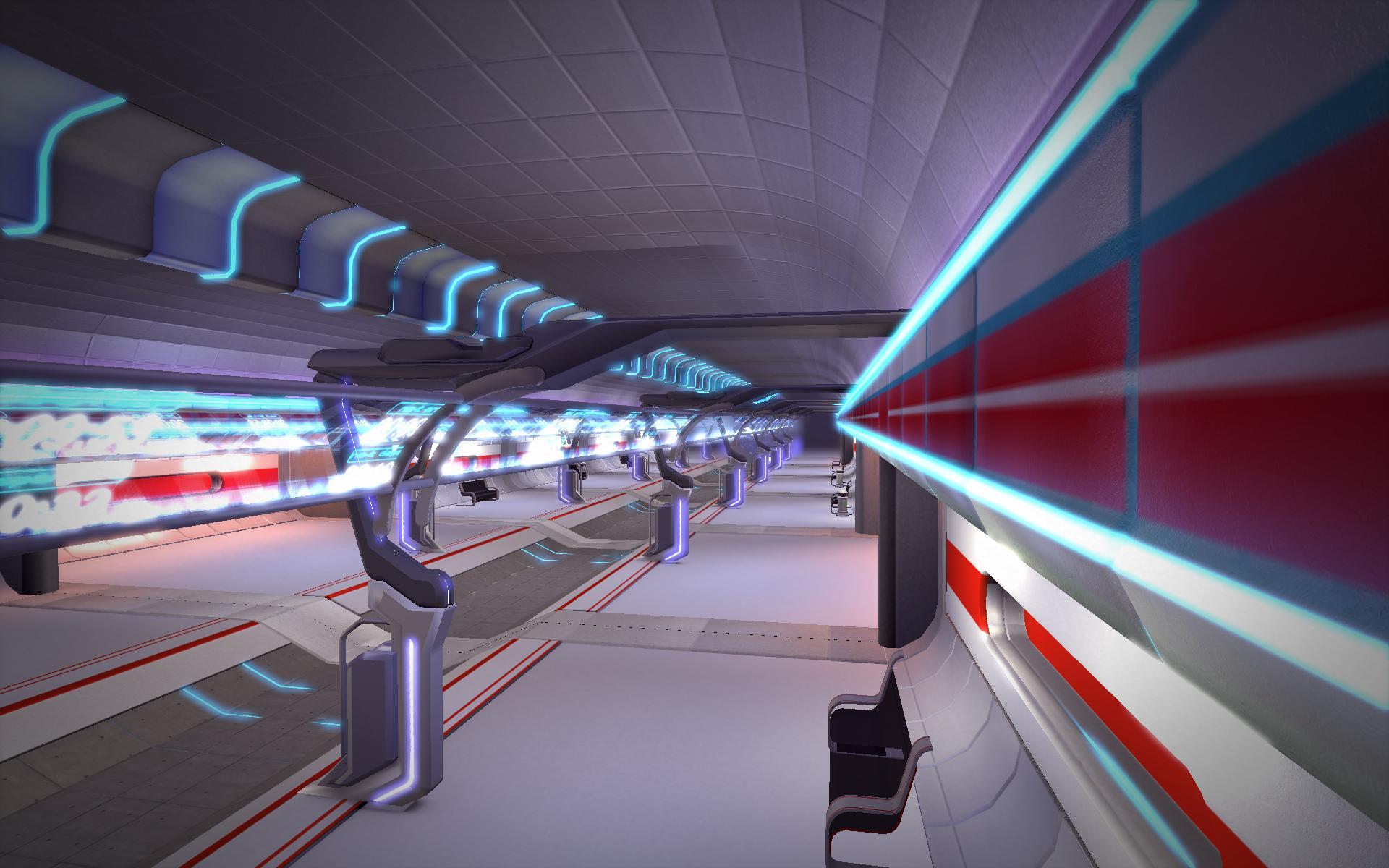 Future London: the Subway (1)