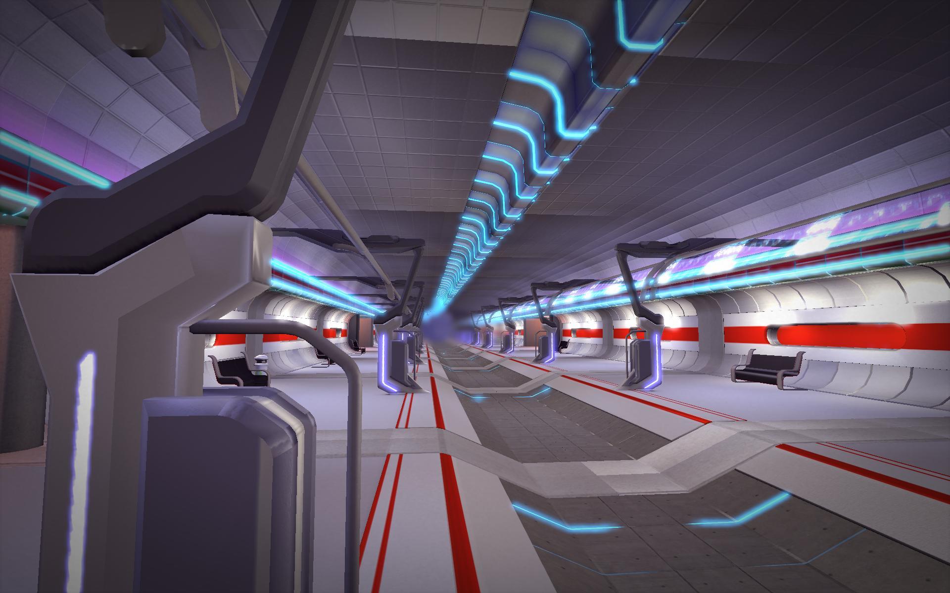 Future London: the Subway (3)