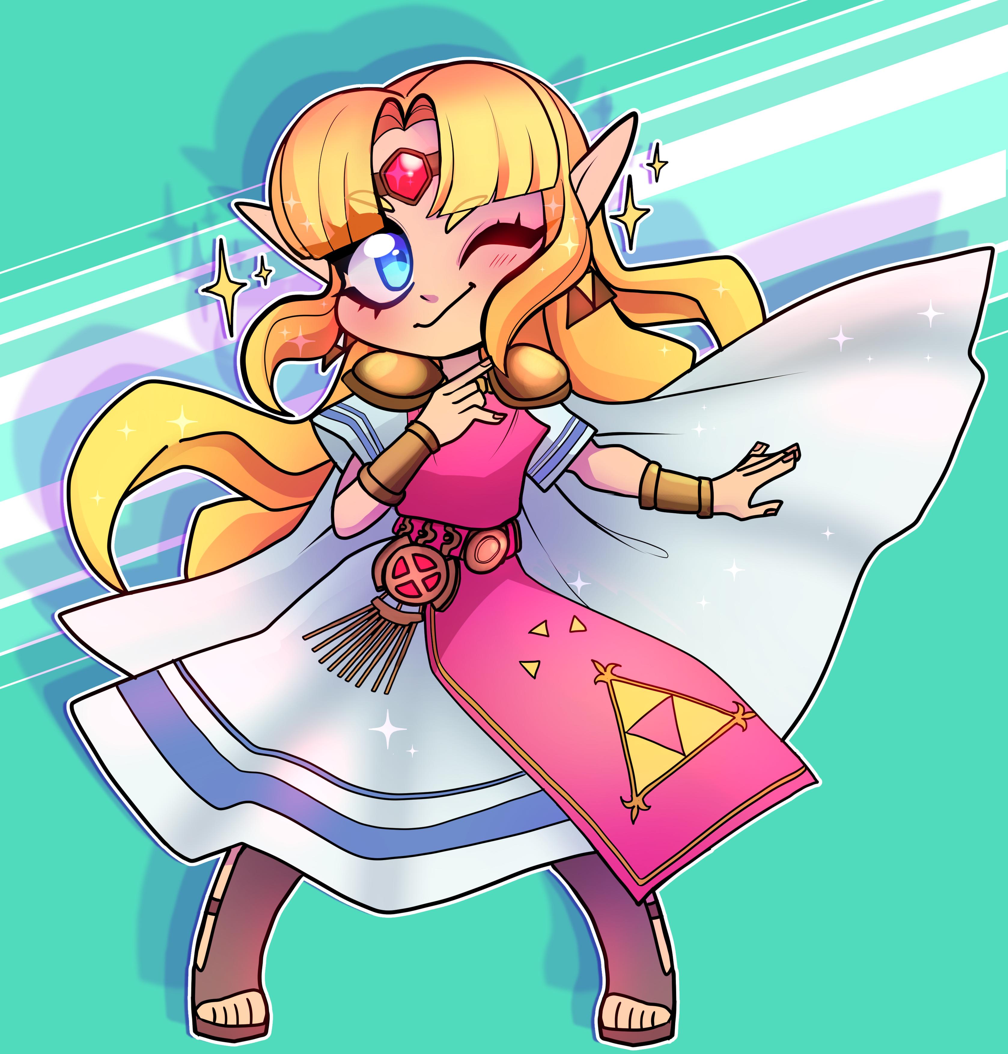 Zelda!!