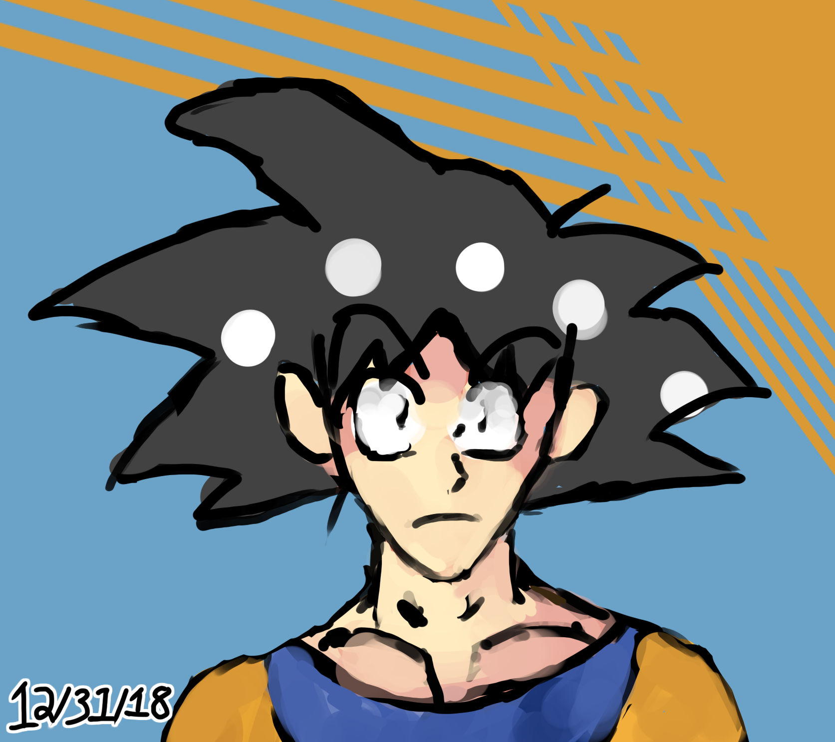 Dragon Ball's Goku