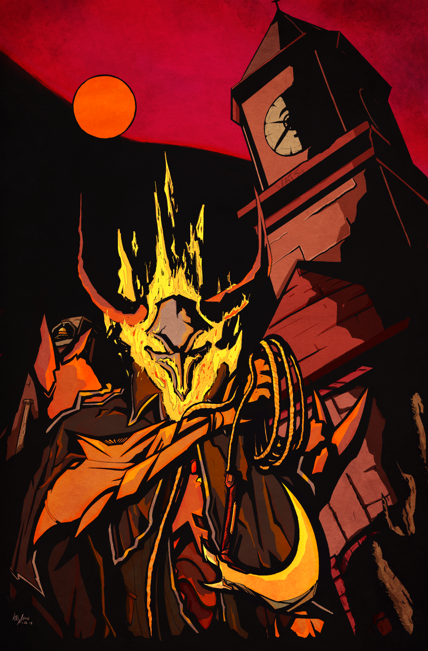 Devils Among Us: Thresh