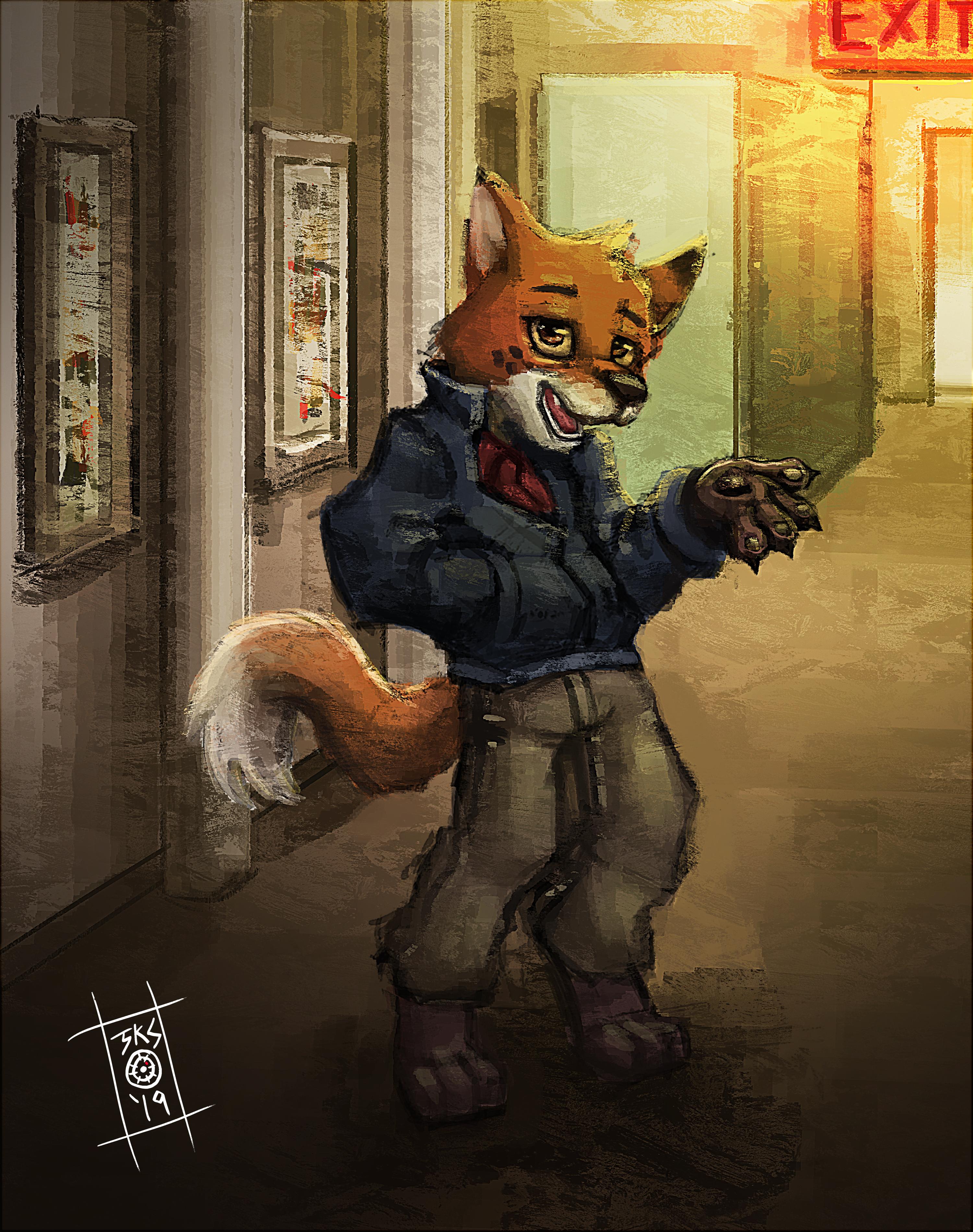 Danny The Fox