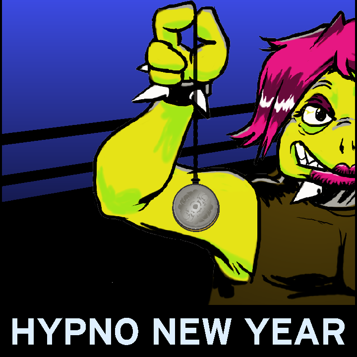 Hypno New Year Commissions