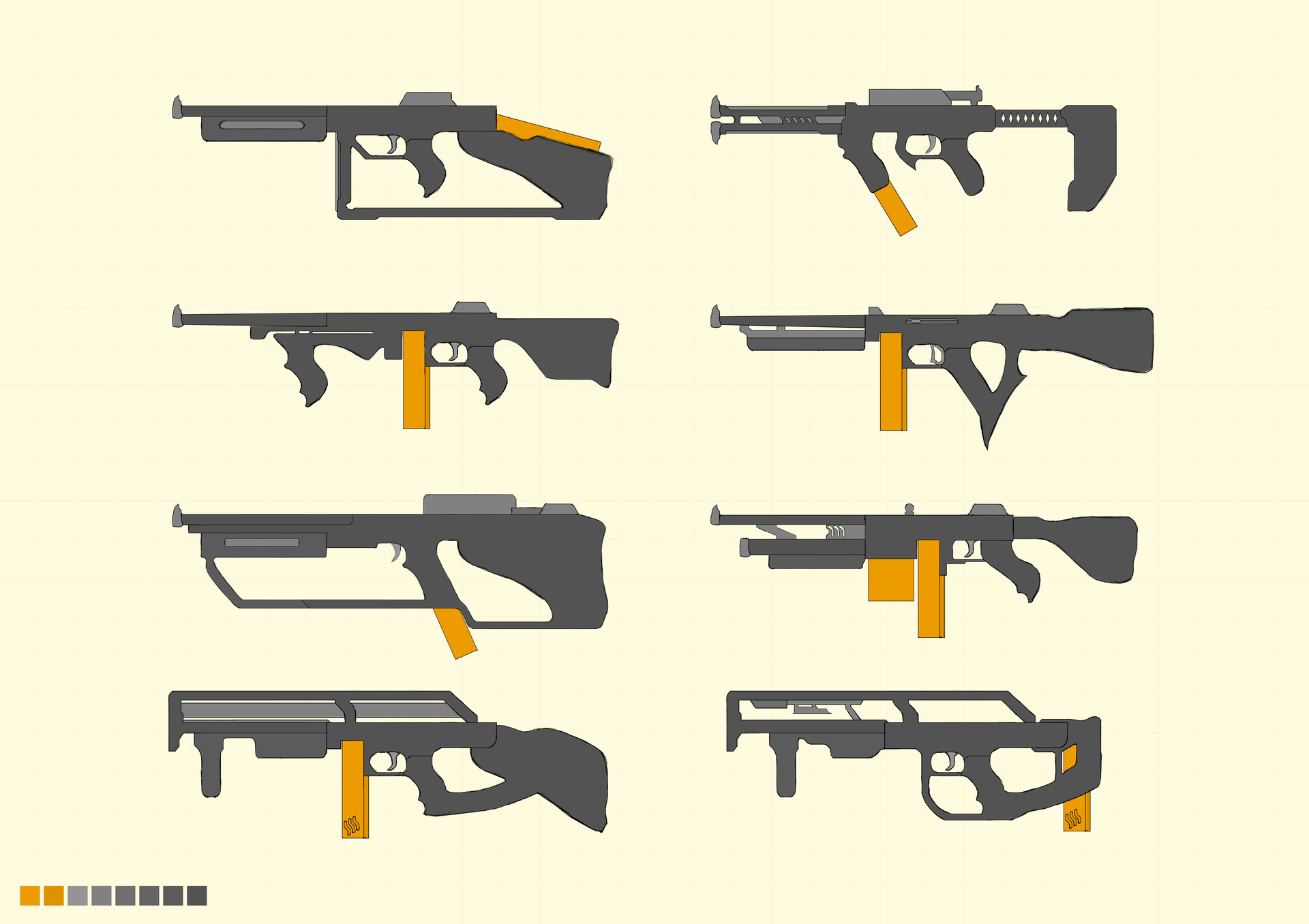 Thompson Redesigns