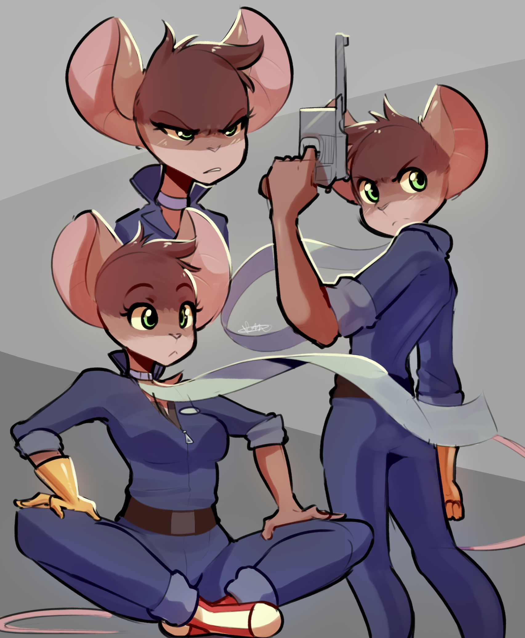 mags (beezii's mouse)