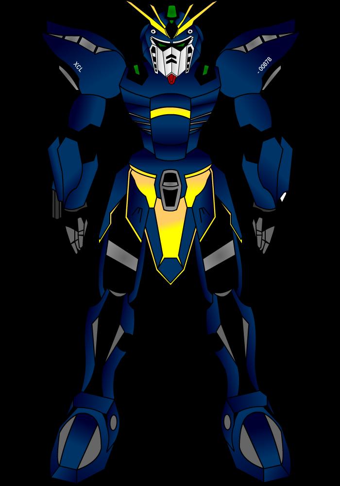 Heart Stake Gundam
