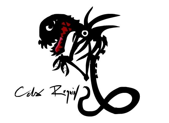 The Elegant Parasite Black