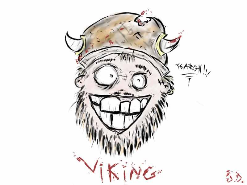 yeargh the viking