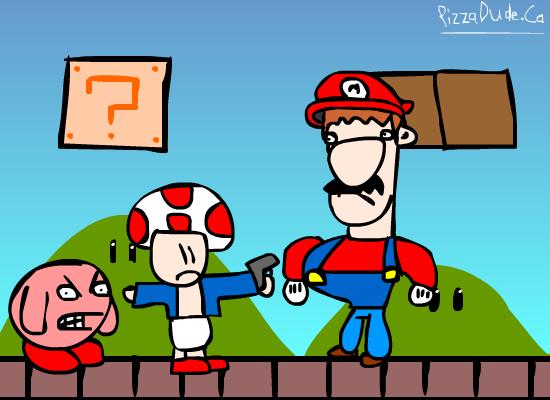 Toad's Revenge