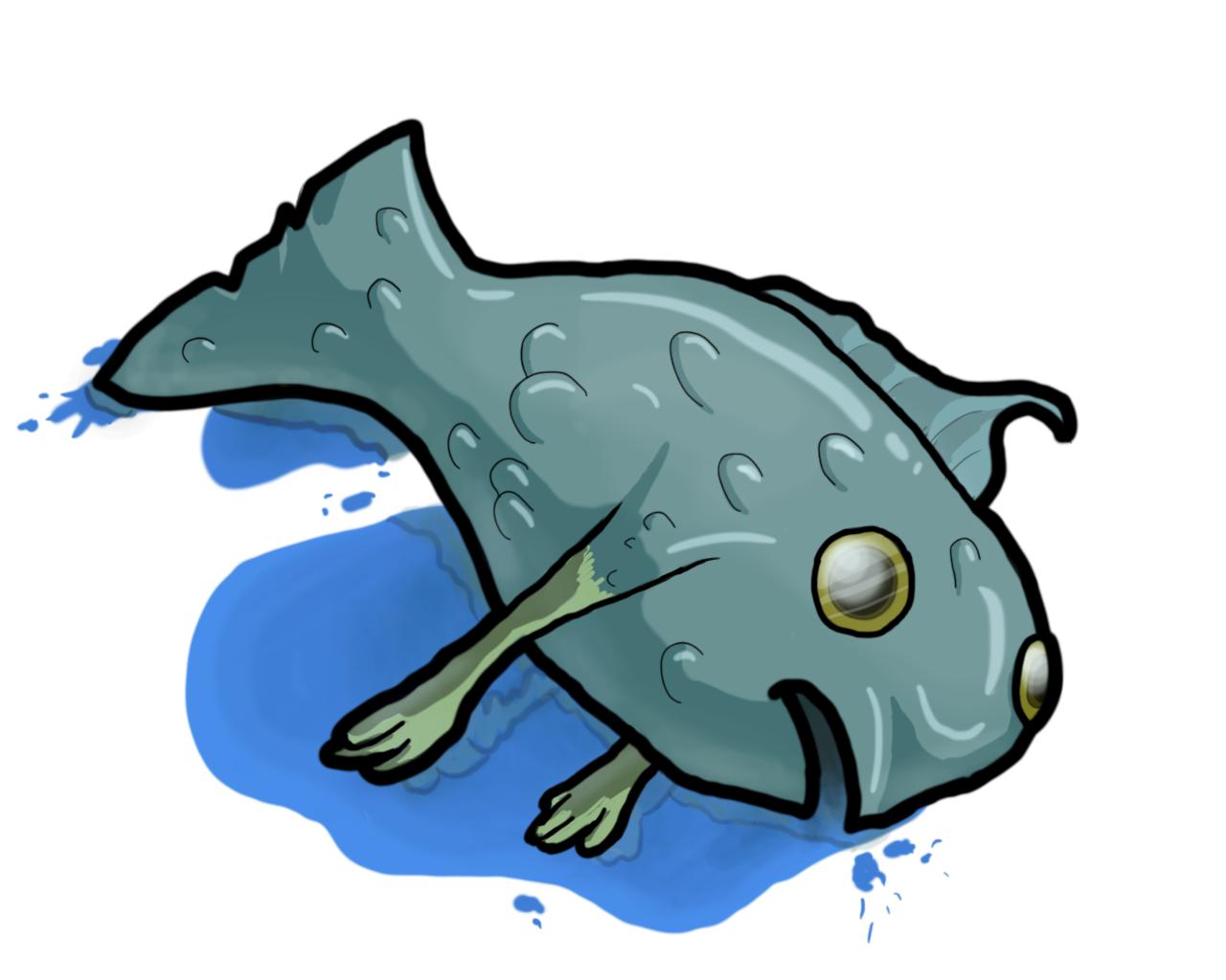 Chimera - Fishboy