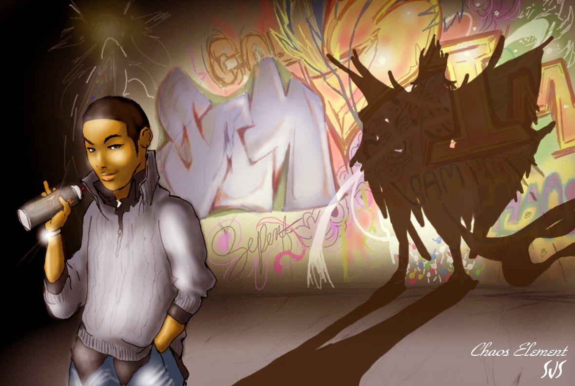 The Chaos Grafiti