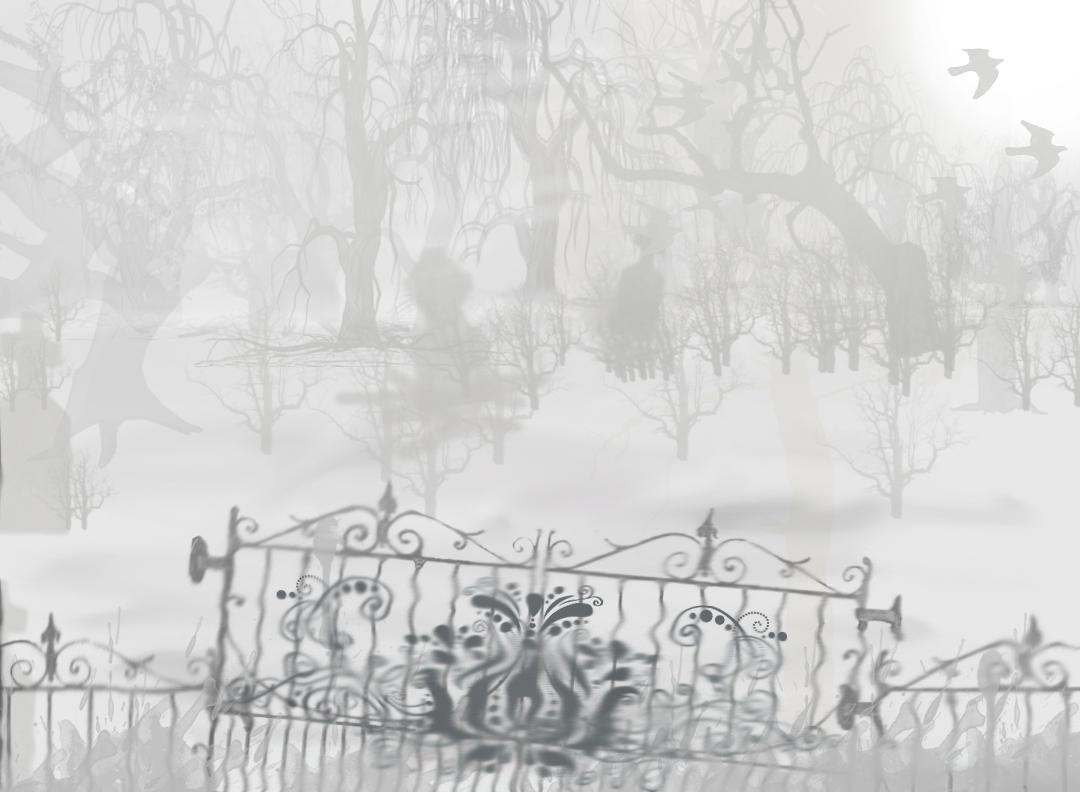 silent graveyard