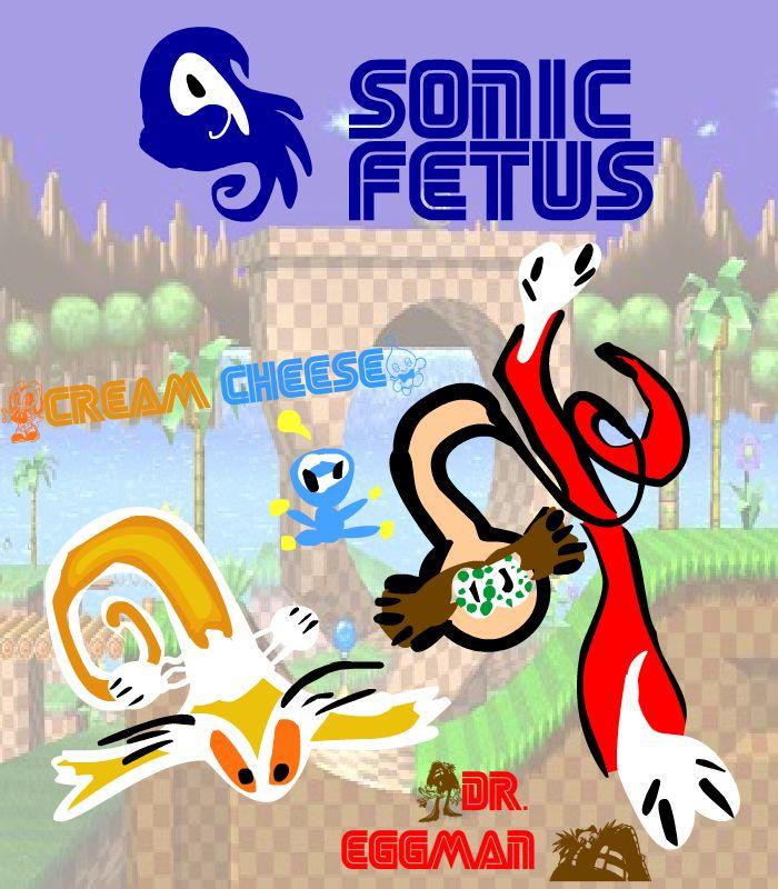 Sonic Fetus: Cream Dr. Eggman
