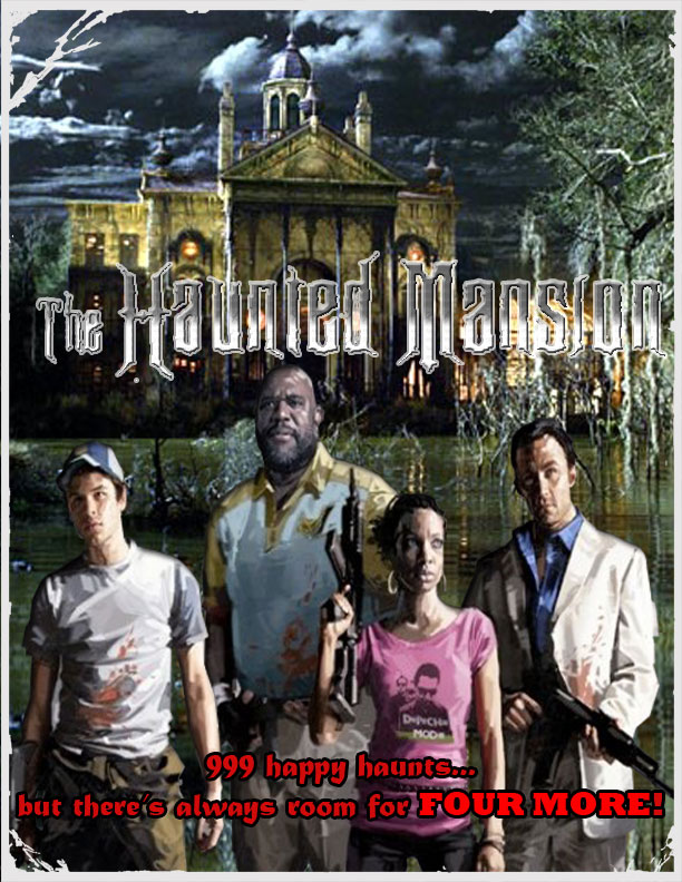 L4D: Haunted Mansion