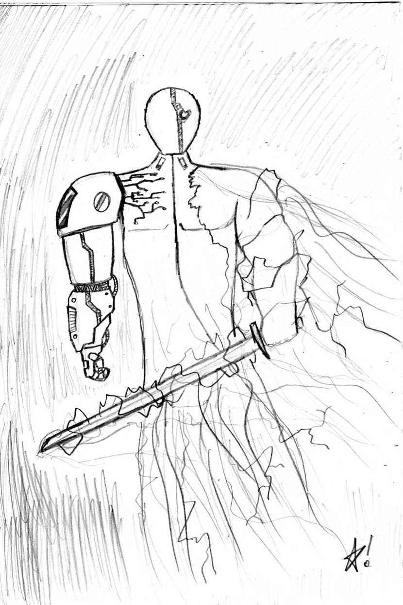 Crude Drawing 1