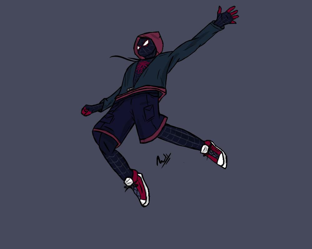 Spider Man: Miles Morales