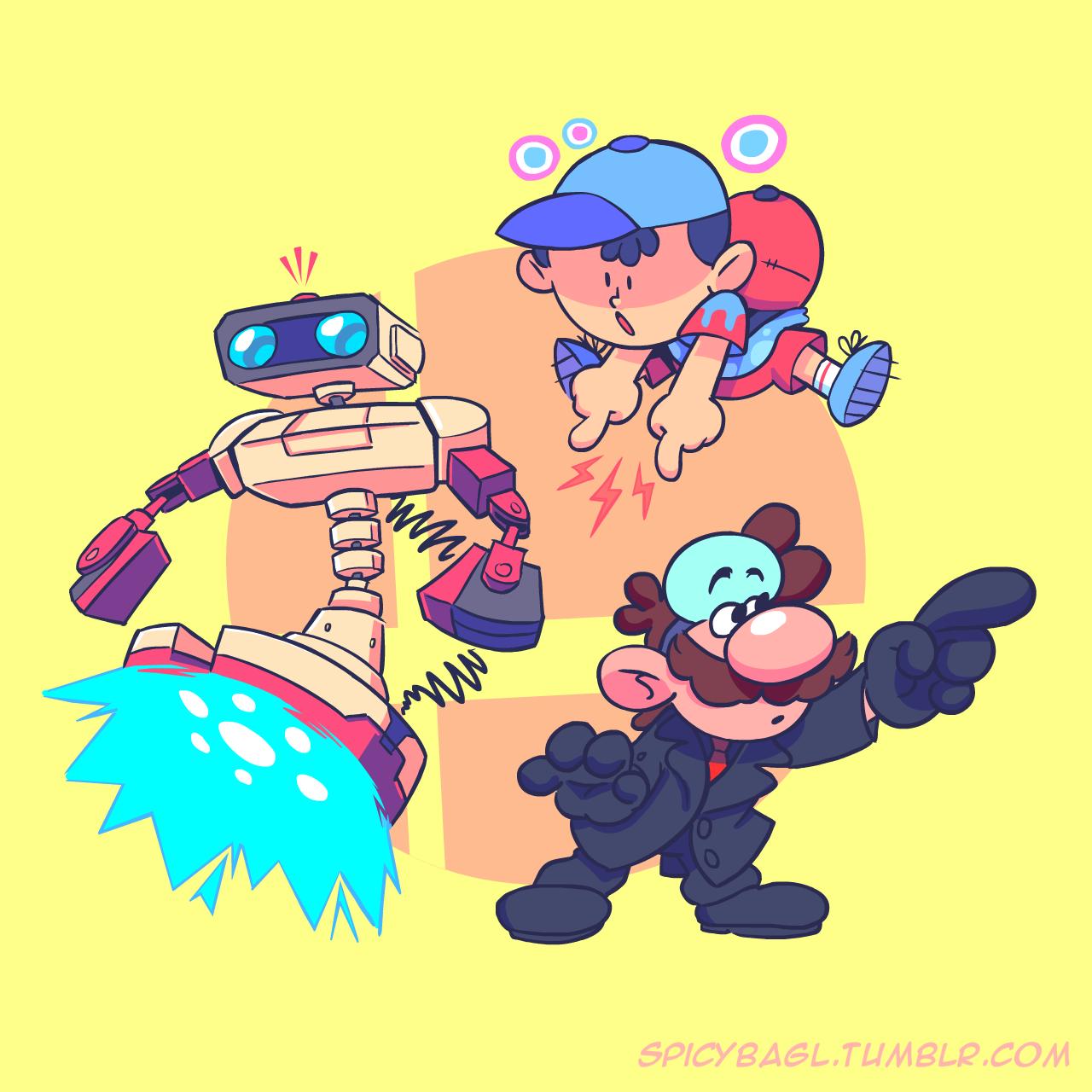 Smashing Brøs