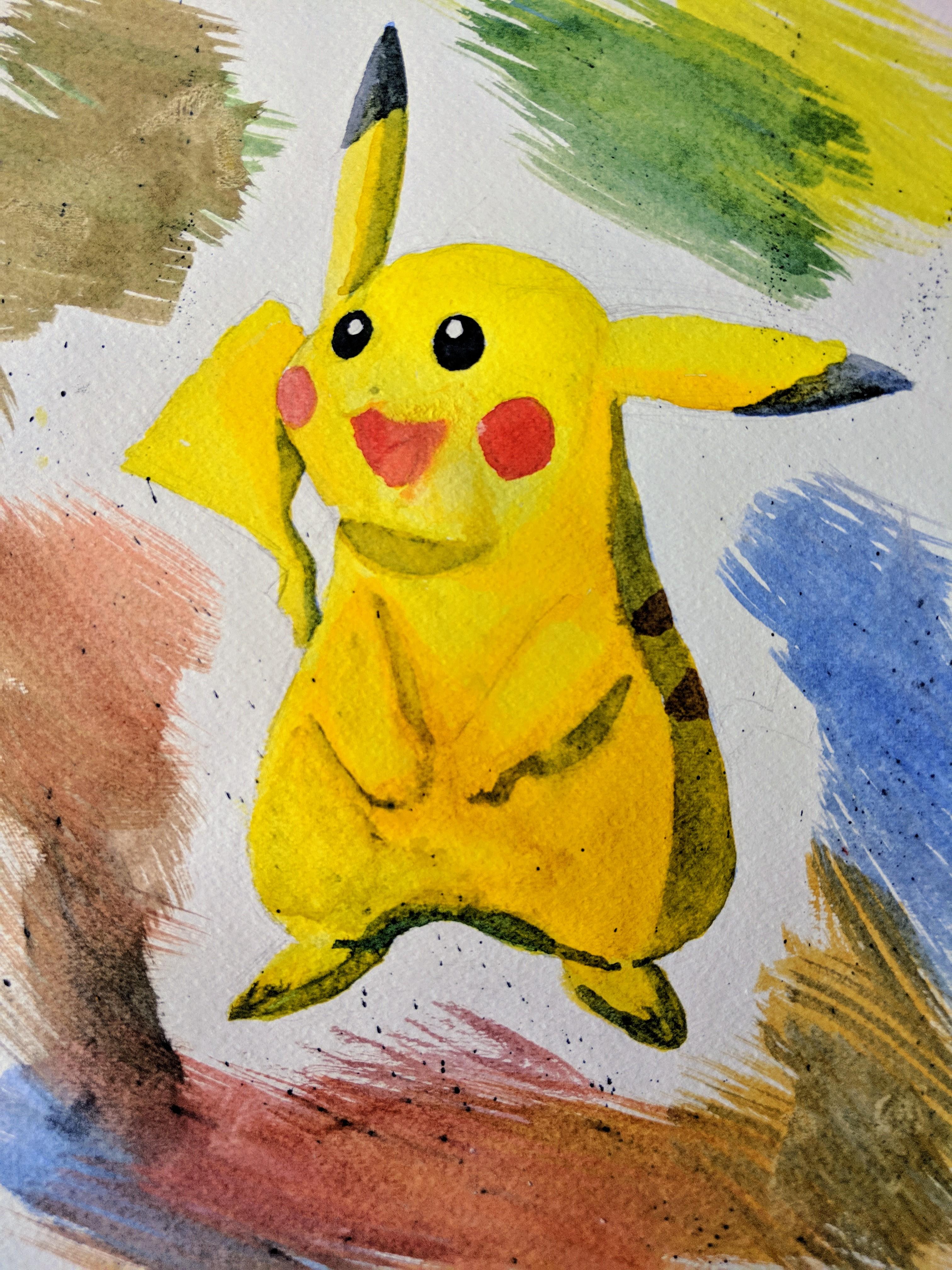 Pika Pikachu
