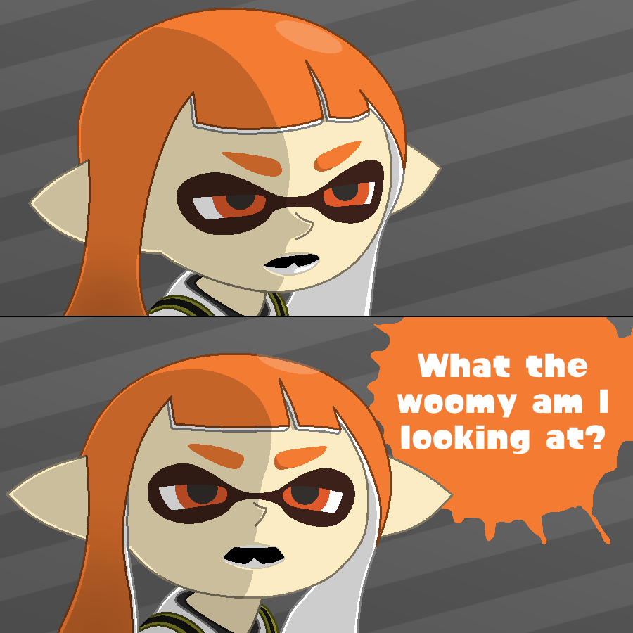 What the woomy?