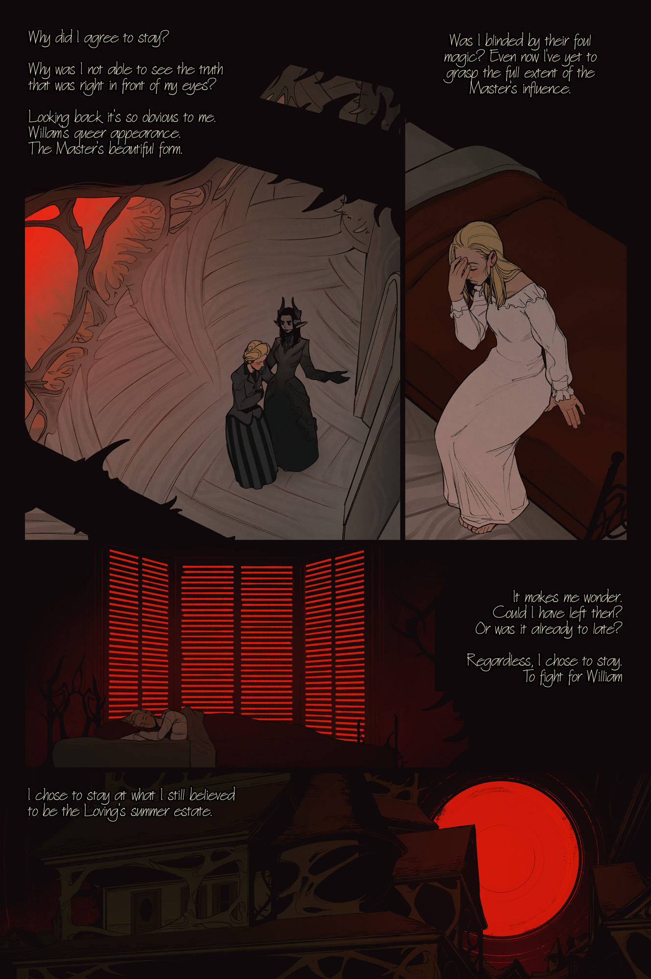 The Invitation chapter 2 page 5
