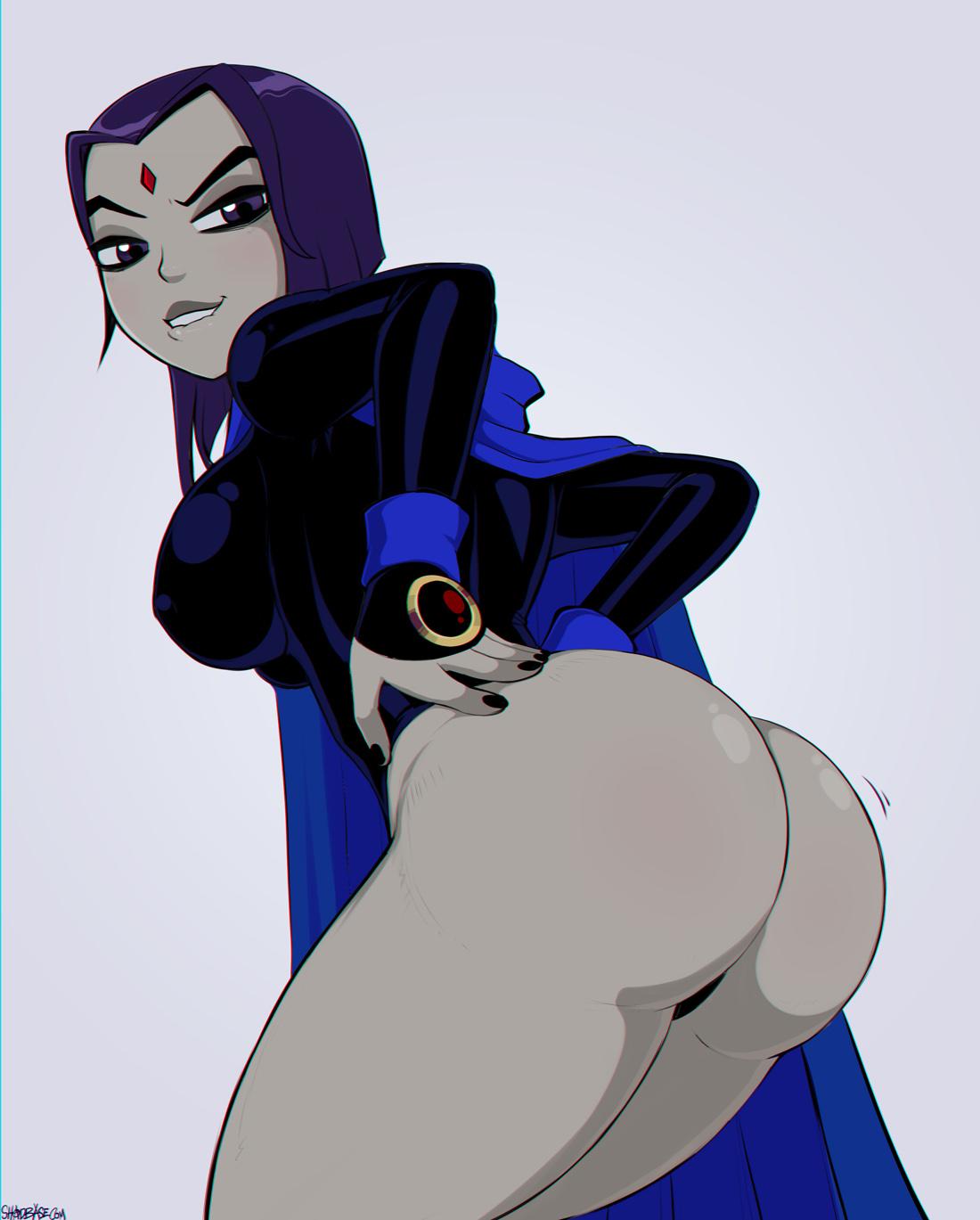 Raven Backside
