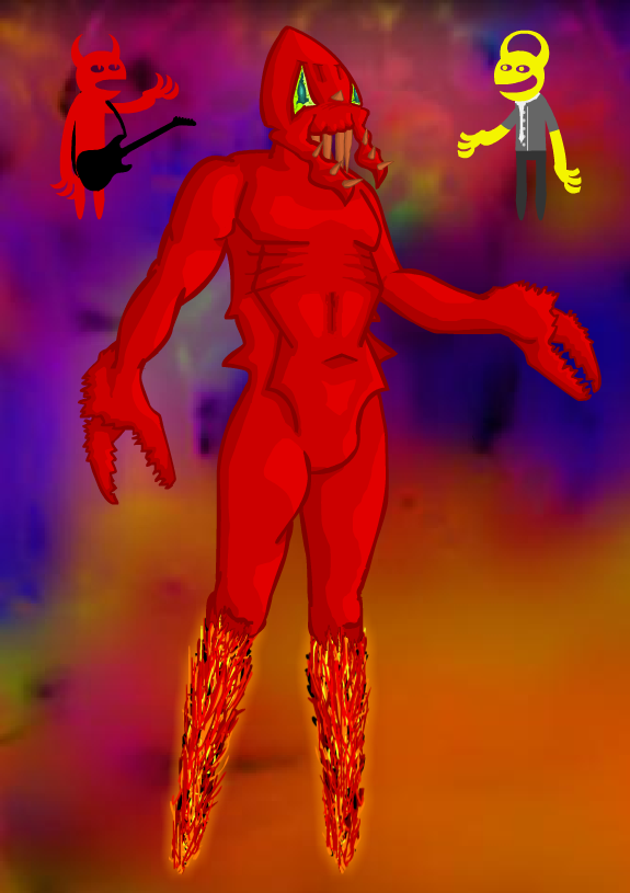 Demon conscience