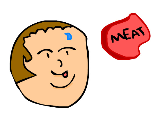 Meat Fatty