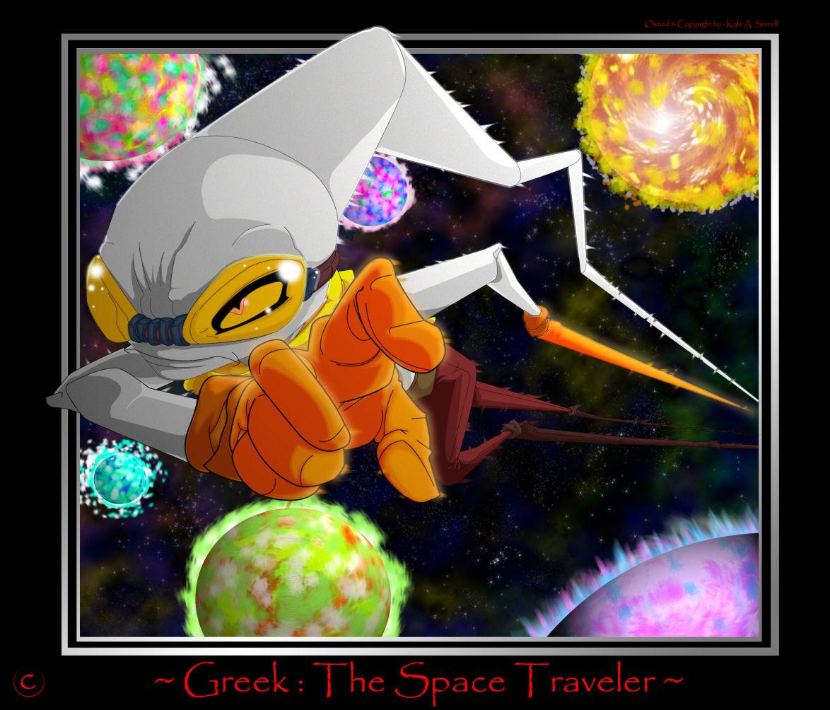 Greek - The Space Traveler