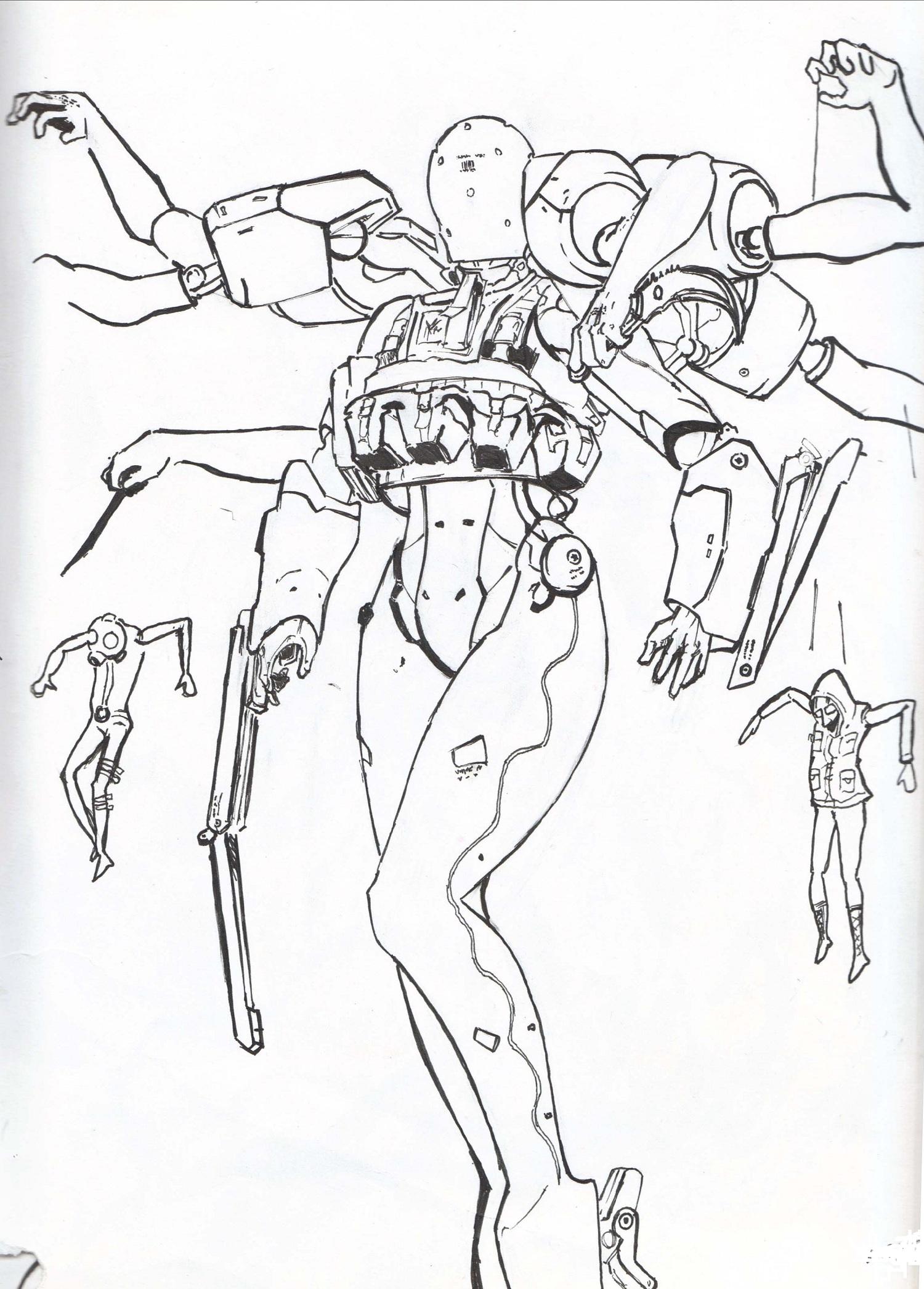 Screaming Mantis