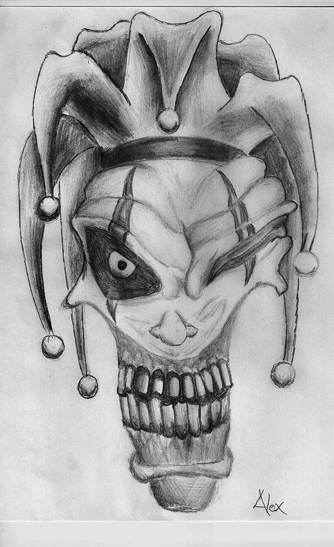 Dark-Clown