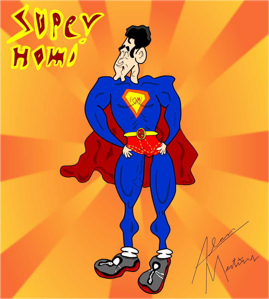 SupperMan/Super HomÃ-