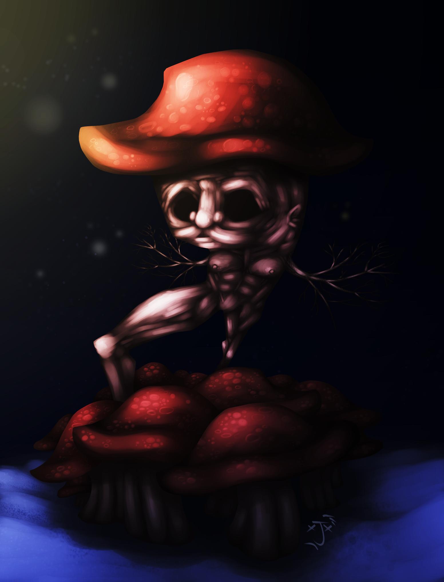 MUSH (illustration)