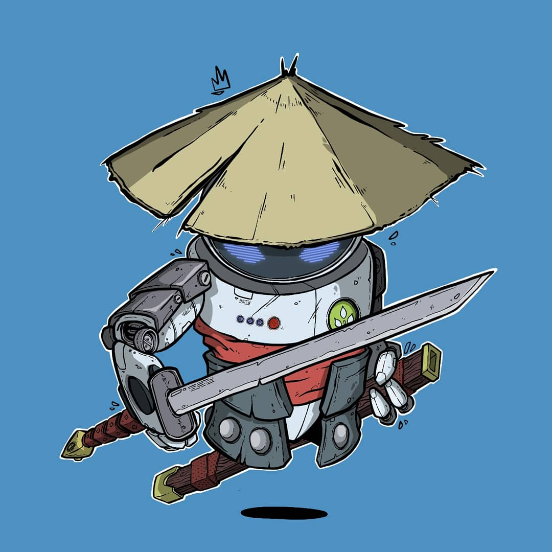 Samurai EVE