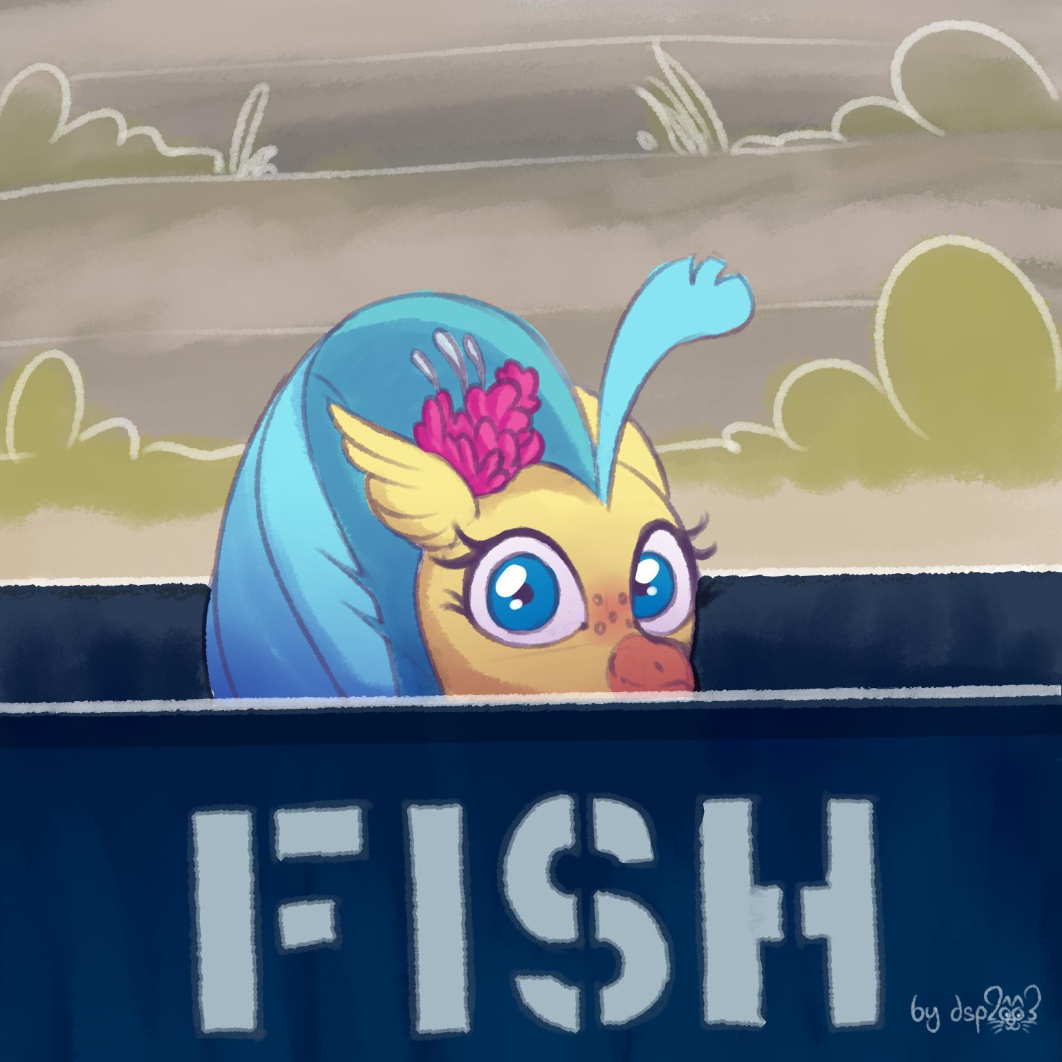 MLPFiM: Fish