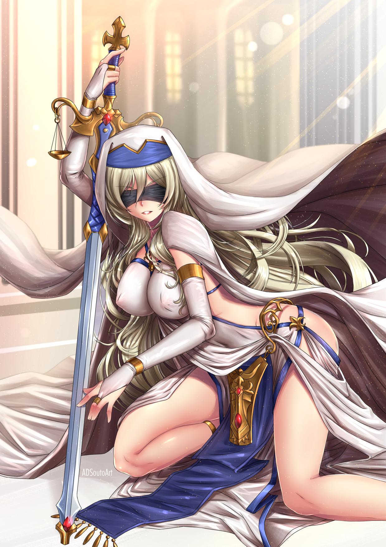 Sword Maiden Archbishop