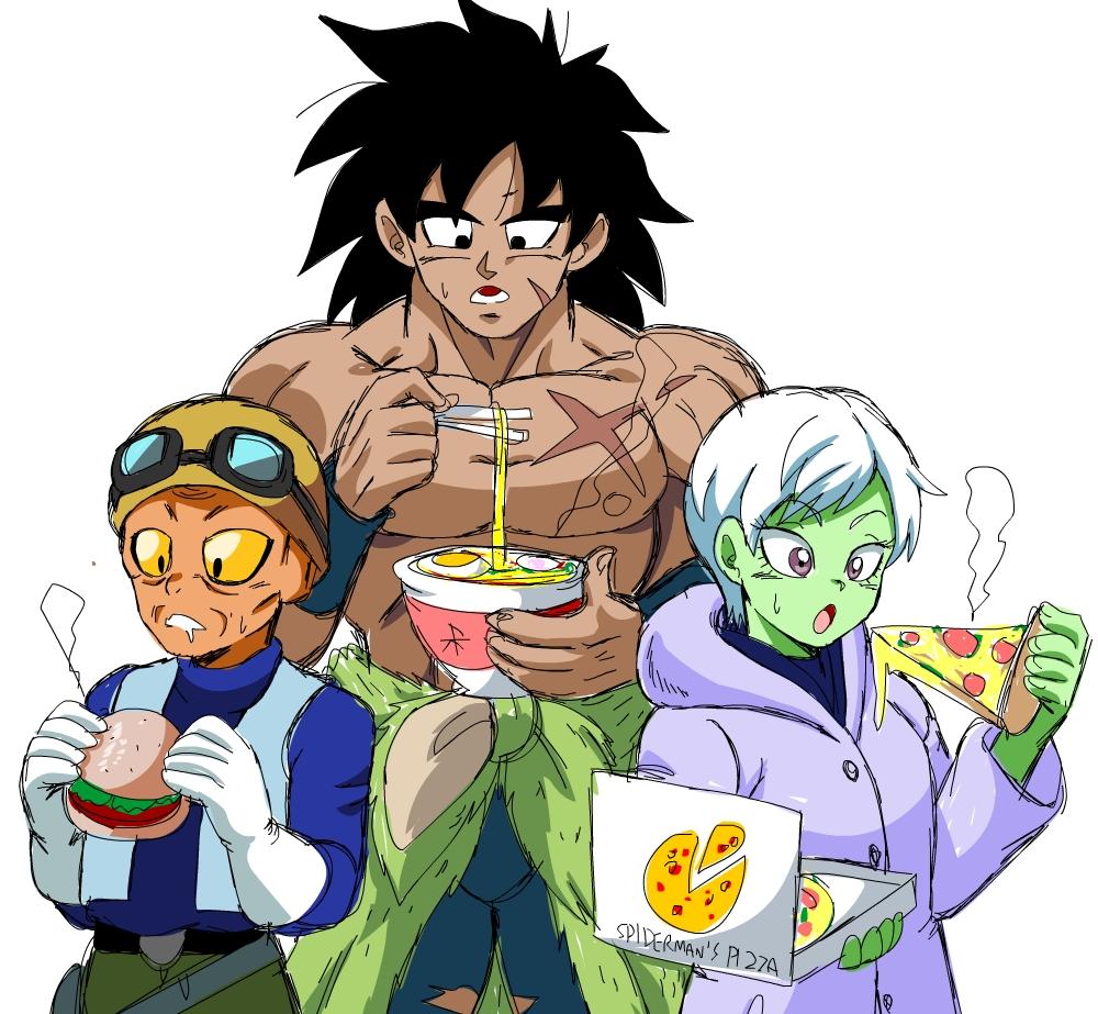 Earth's Food