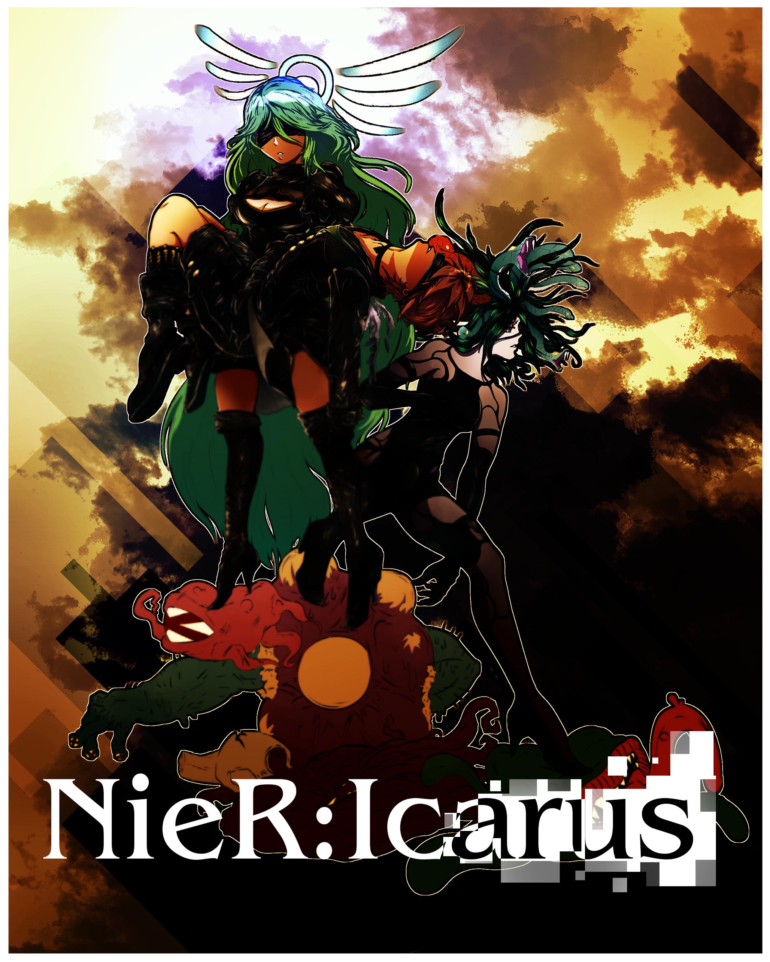 Nier:Icarus