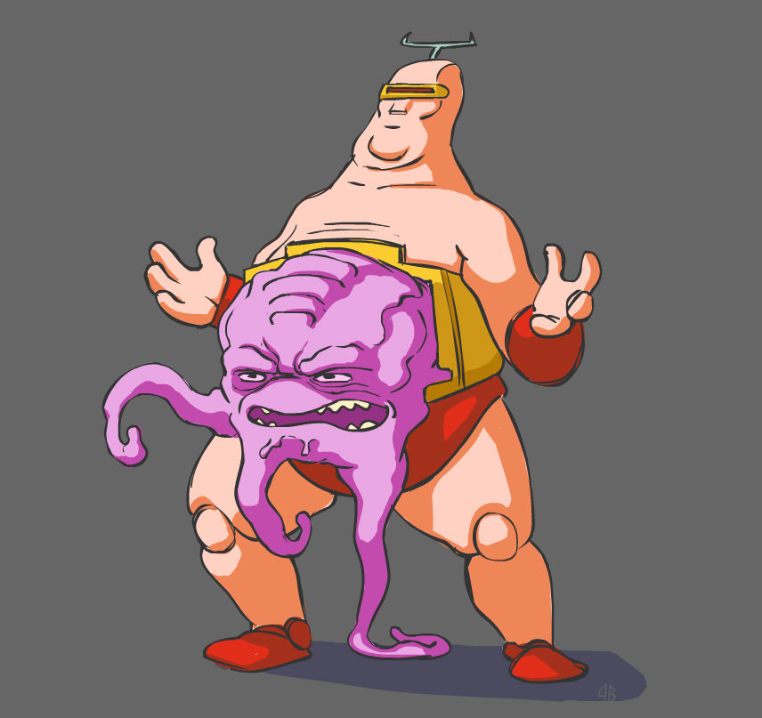 Fat Krang