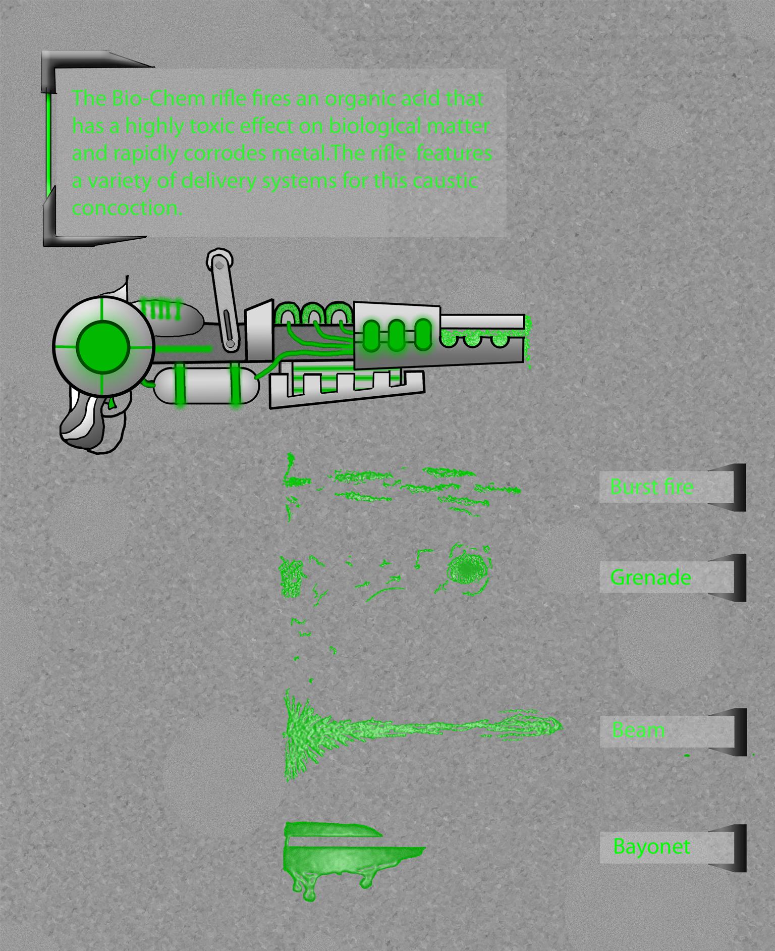 Bio-Chem Rifle