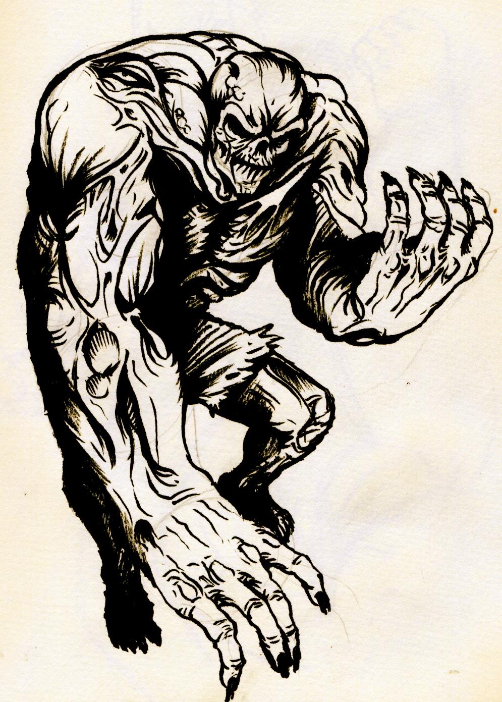 monster undead