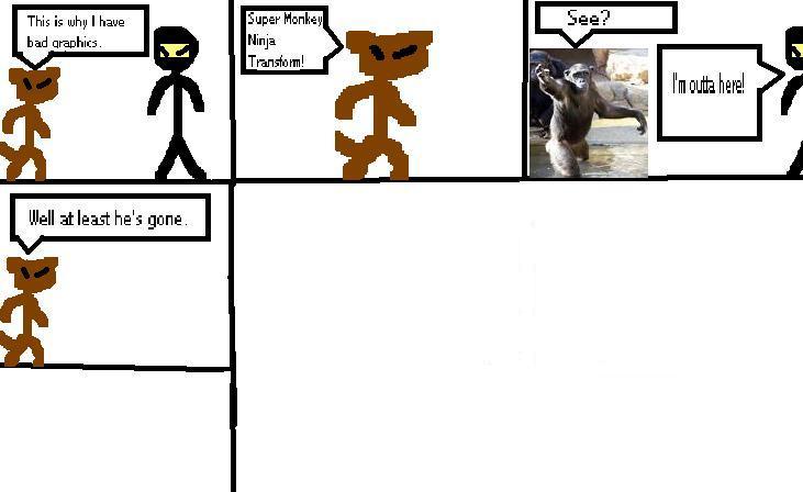 Super Monkey Ninja 3!