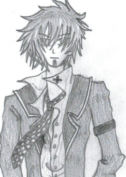 Anime Tie Guy