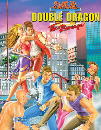 DOUBLE DRAGON Tribute
