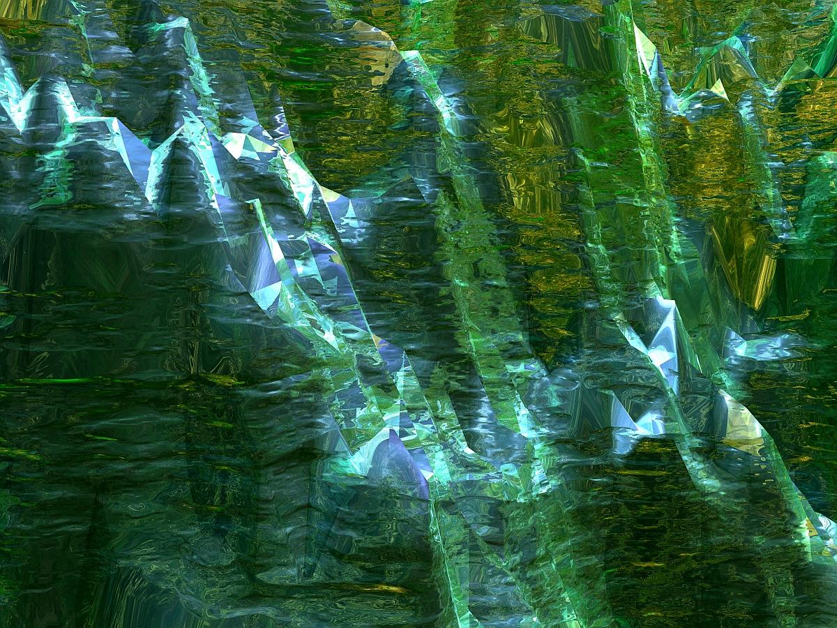 Aqua Jewels