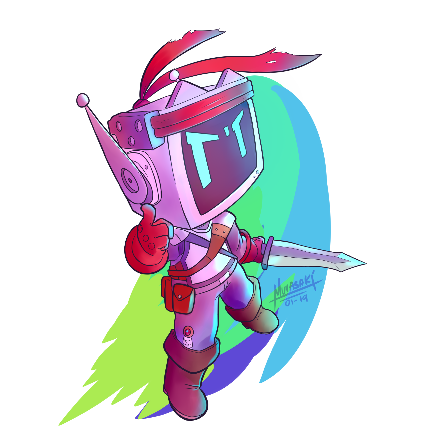 Zystem Armor Outfit