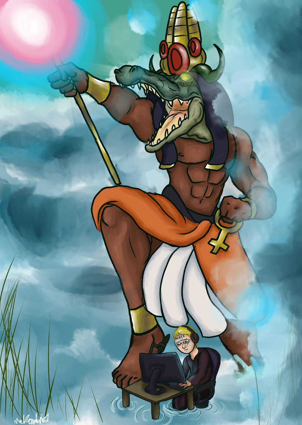 Blessings of Sobek